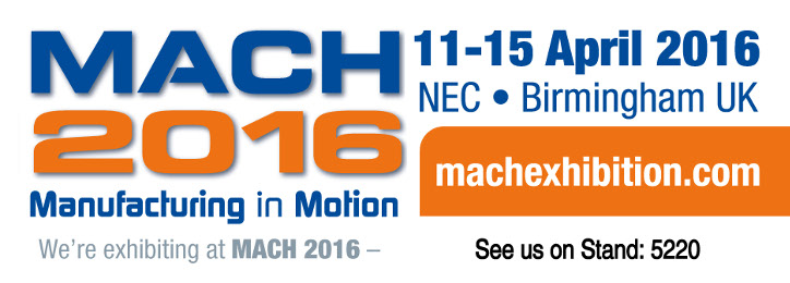 Register for MACH 2016, it's your chance to win an iPad!