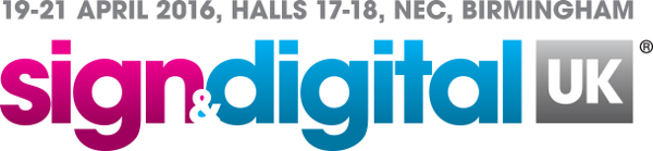 Register for Sign and Digital 2016, for your chance to win an iPad!