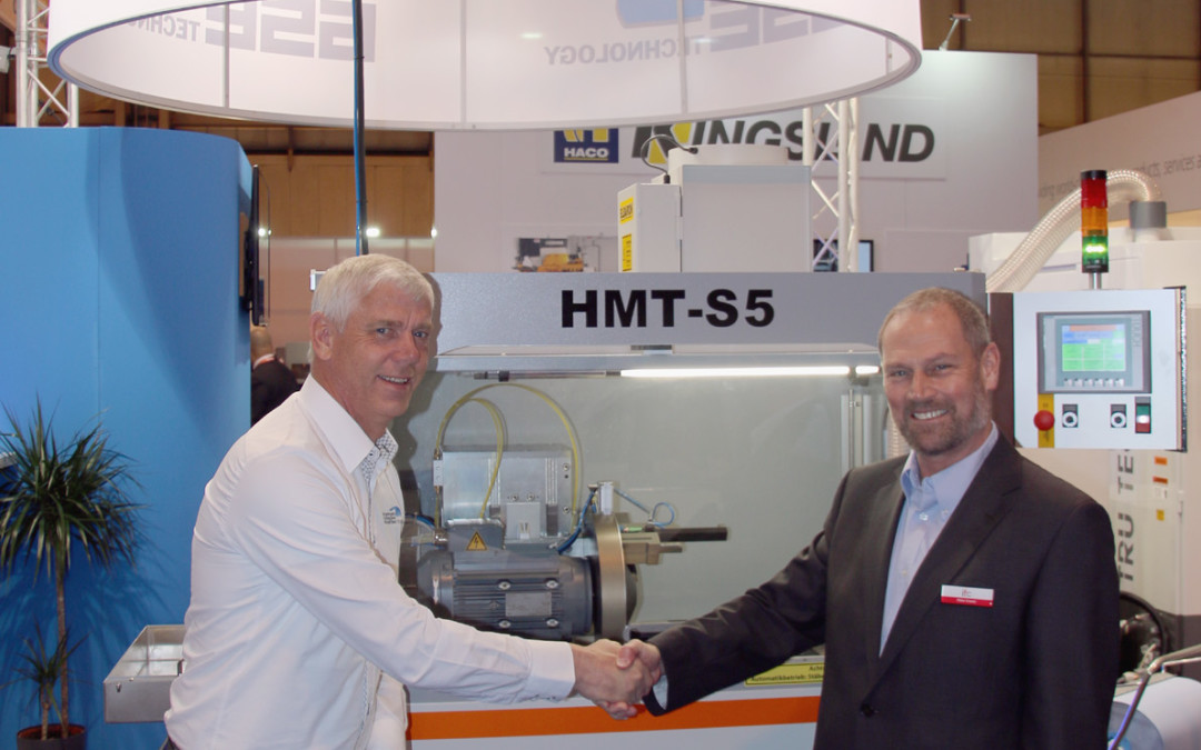 ITC Continues Its Investment Drive at MACH 2016
