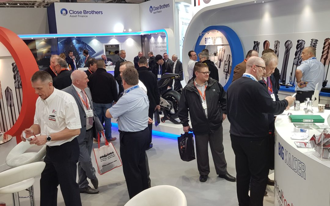 'Buying British' Message Wins New Business at MACH for ITC