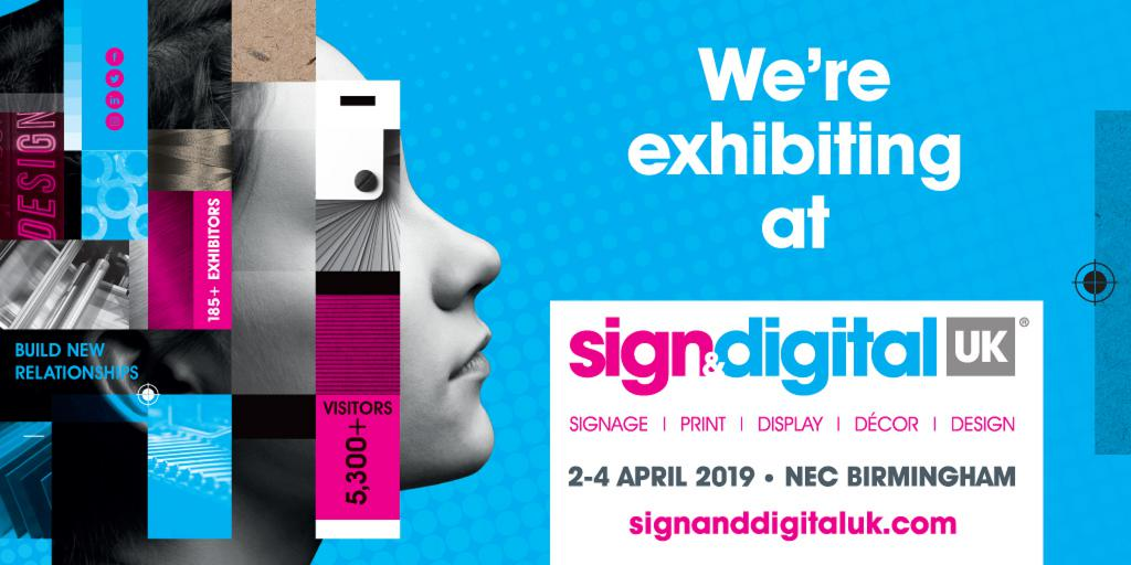 ITC's Next Generation Coatings and Knife Re-grinding Services on Show at Sign & Digital 2019